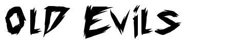 Old Evils