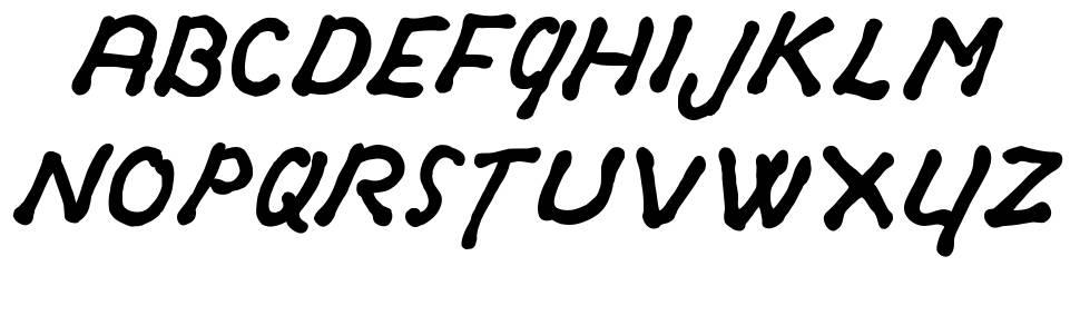 Old Sydney шрифт