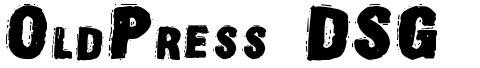 OldPress DSG