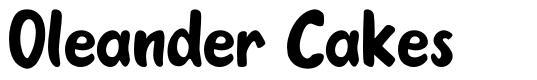 Oleander Cakes