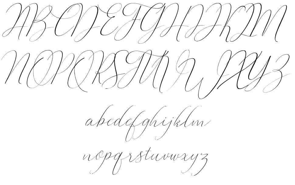 Oliverra font