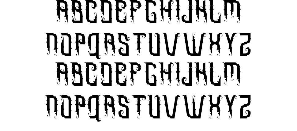 Omnivorous písmo