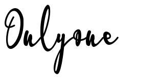 Onlyone