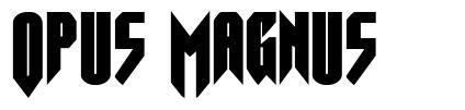 Opus Magnus