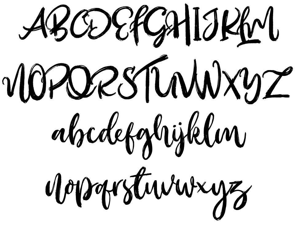 Outistyle font