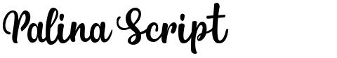 Palina Script