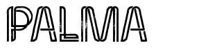 Palma font