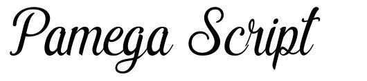 Pamega Script
