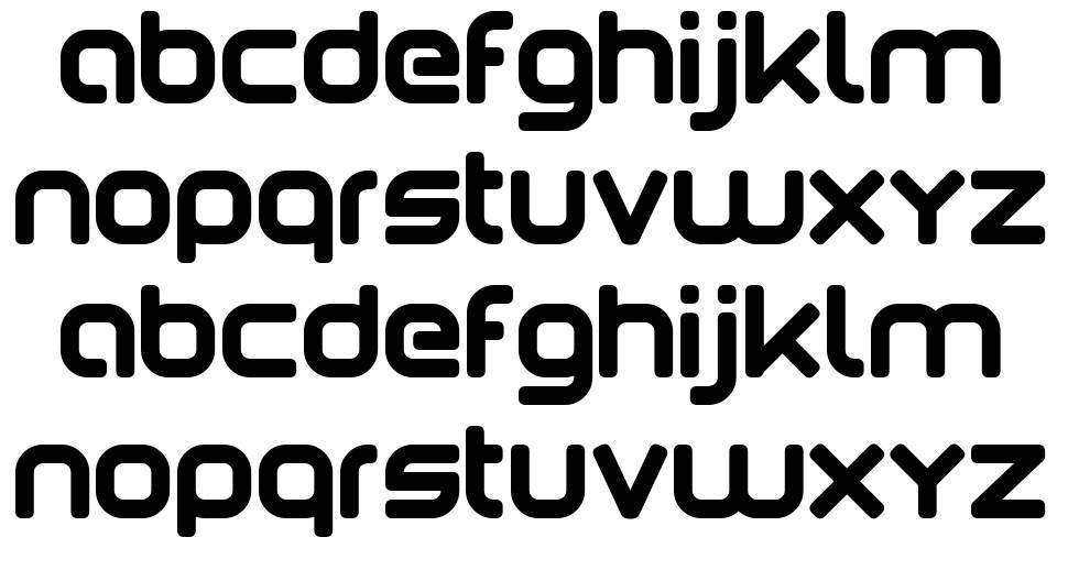 Paola font