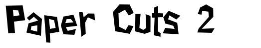 Paper Cuts 2