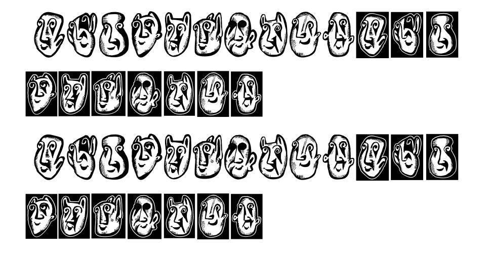 Paraiso font