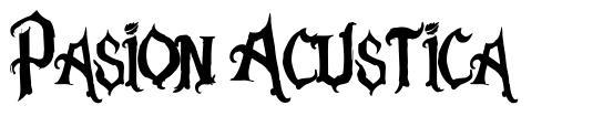 Pasion Acustica