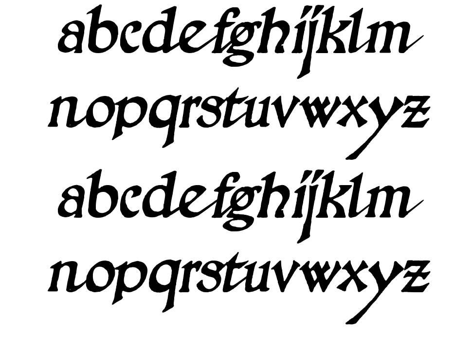Pathway font
