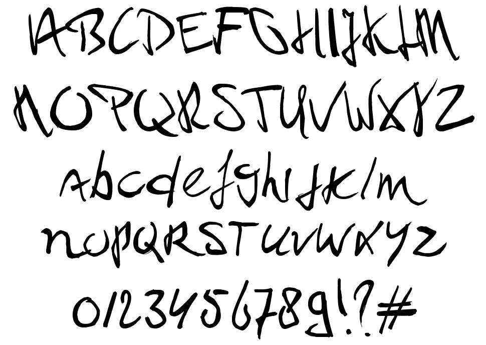 Paul PC font