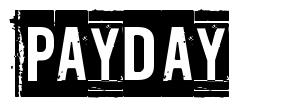 Payday font