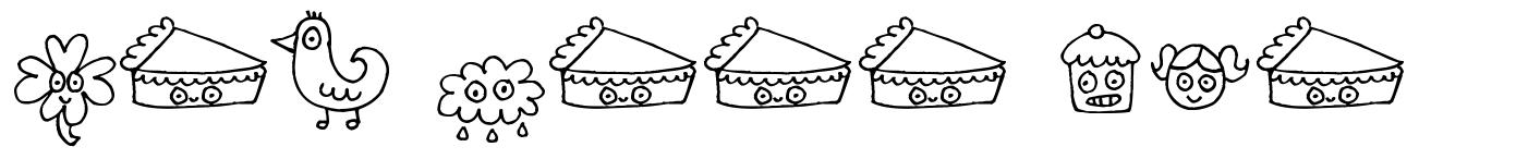 Pea Jelene's Doodles