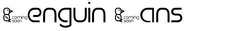 Penguin Sans
