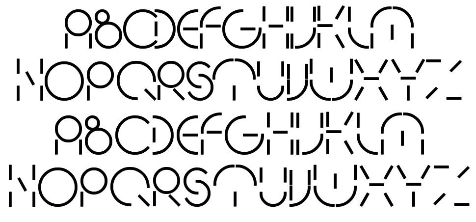 People Quark font