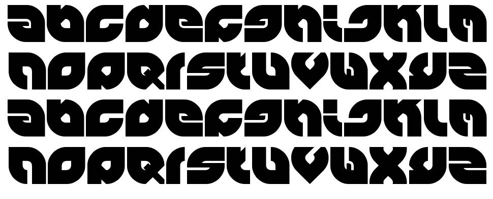 Perfect шрифт