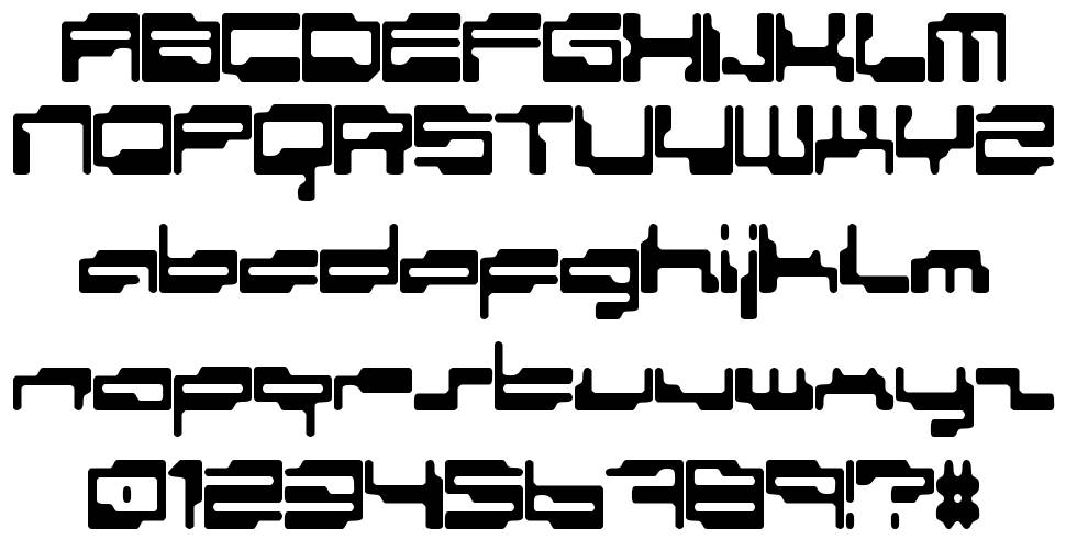 Personal Computer font