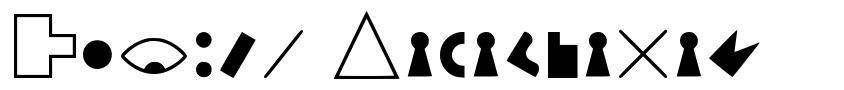 Petiso Carambanal font