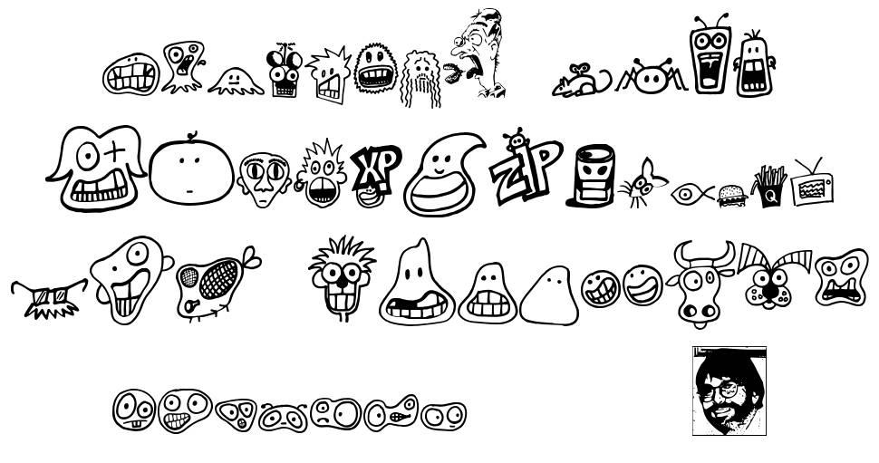 PhilBats font