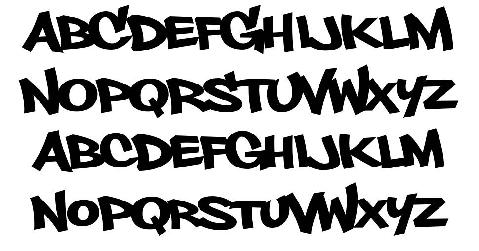 Philly Sans 字形