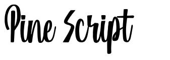 Pine Script