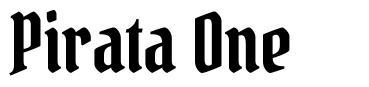 Pirata One font