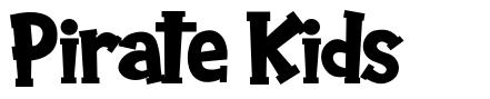 Pirate Kids font
