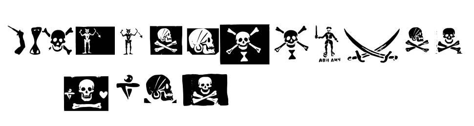 Pirates PW fonte