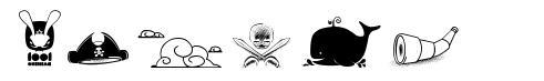 Pirats font