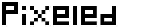 Pixeled