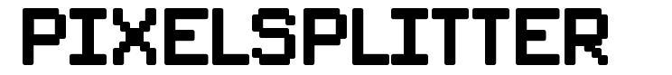 PixelSplitter