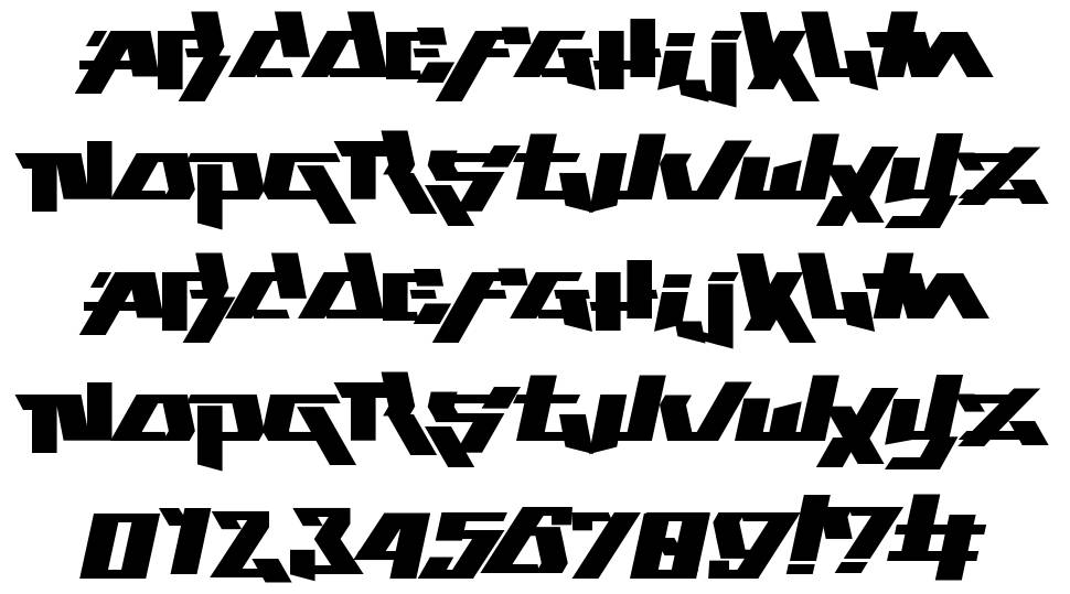 Play This Game font