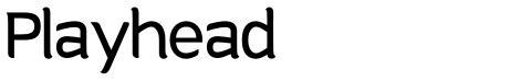 Playhead