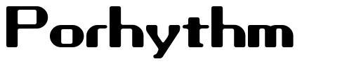 Porhythm
