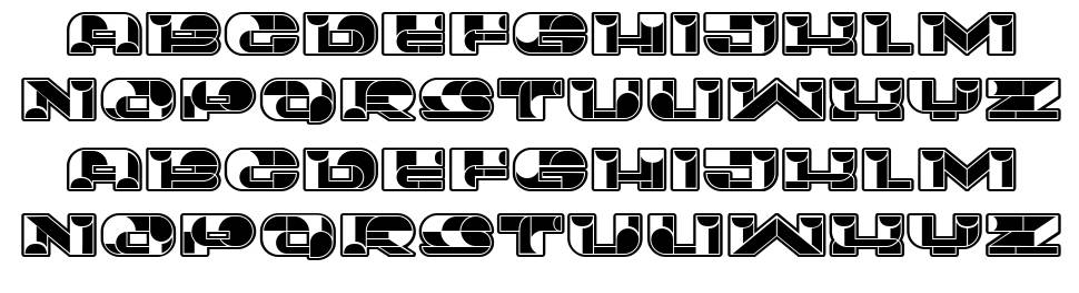 Portfolio font