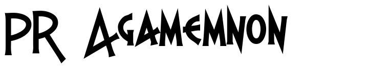PR Agamemnon