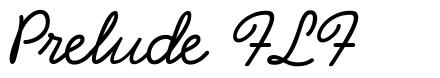 Prelude FLF font