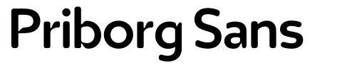 Priborg Sans