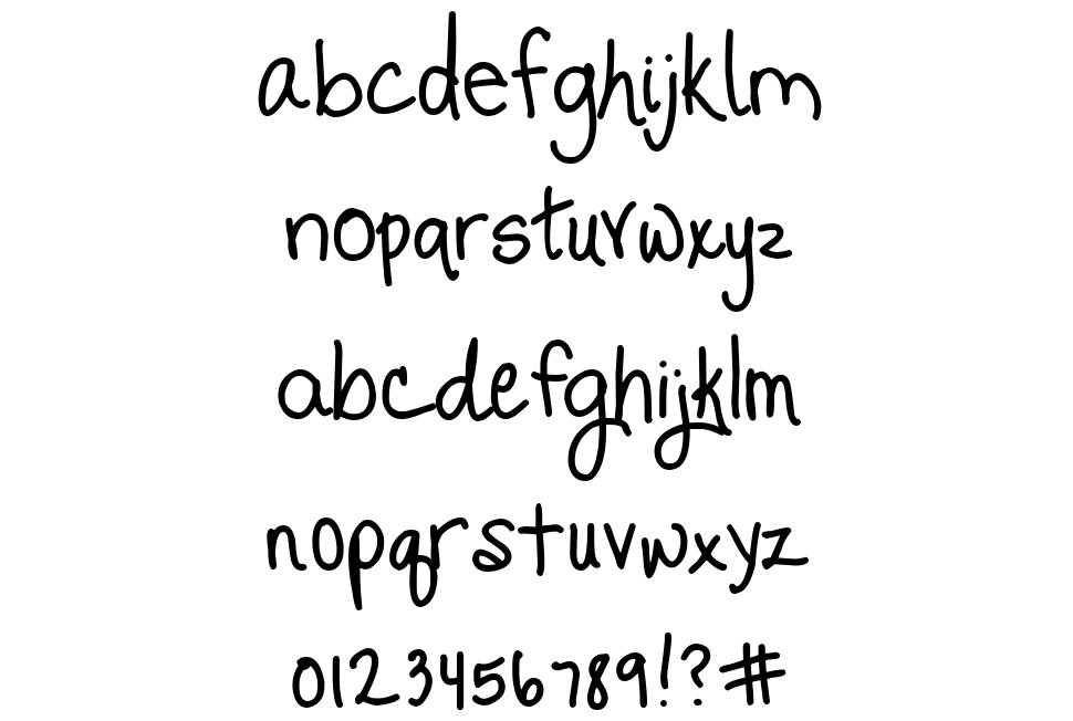 Promised Freedom font