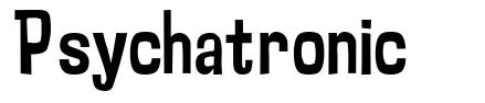 Psychatronic font