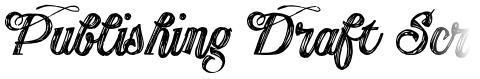 Publishing Draft Script