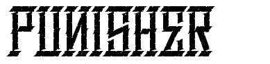 Punisher font