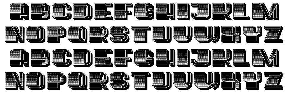 Puppet font
