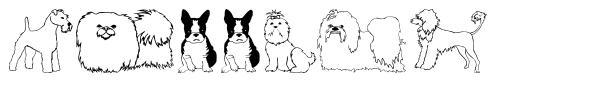 Puppins font