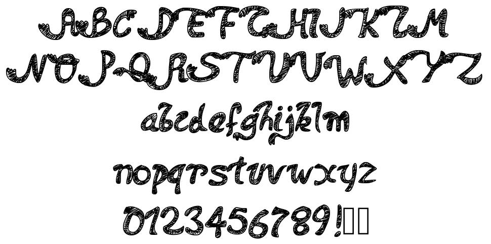 PW Dolphins font