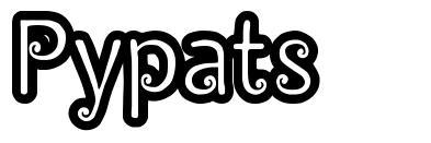 Pypats font