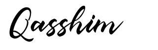 Qasshim